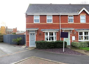 Thumbnail 3 bed semi-detached house for sale in Bosworth Close, Ashby-De-La-Zouch