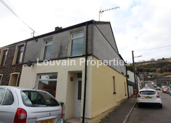 Thumbnail 3 bed end terrace house to rent in Railway Terrace, Mountain Ash, Rhondda, Cynon, Taff.