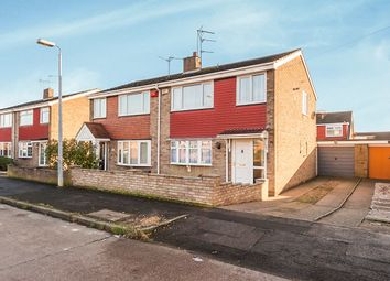 Thumbnail 3 bedroom semi-detached house for sale in Astral Way, Sutton-On-Hull, Hull