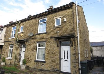 1 bed terraced house for sale in Green Place, Bradford BD2