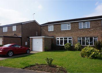 Thumbnail 3 bed semi-detached house for sale in Mabeys Walk, High Wych, Sawbridgeworth