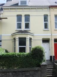 Thumbnail 7 bed town house to rent in Alexandra Road, Mutley, Plymouth