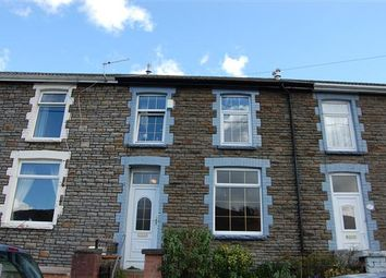 Thumbnail 2 bed terraced house for sale in Heath Terrace, Ynyshir, Porth