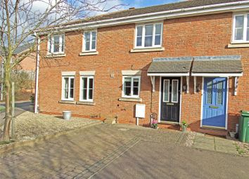 Thumbnail 2 bed terraced house for sale in Kiln Garth, Rothley, Leicester, Leicestershire