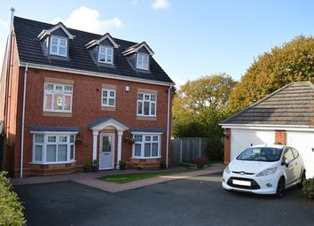 5 bed detached house for sale in Hugo Way, Loggerheads TF9