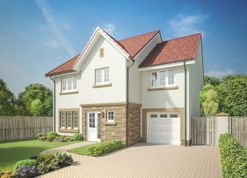 "Thumbnail 4 bedroom detached house for sale in ""The Bryce Detached"" at Kirk Brae, Cults, Aberdeen"