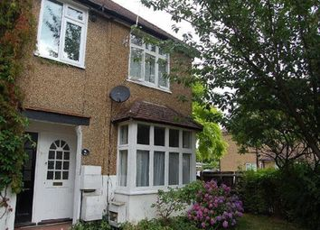 Thumbnail 1 bed maisonette to rent in Sutton Road, St Albans