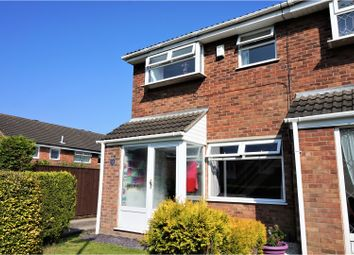 Thumbnail 3 bed end terrace house for sale in Collingwood Crescent, Grimsby