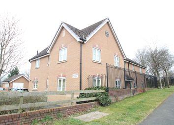 Thumbnail 2 bed flat for sale in Field Farm Road, Belgrave, Tamworth