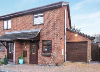 Thumbnail 2 bed semi-detached house for sale in Elm Road, Biggleswade