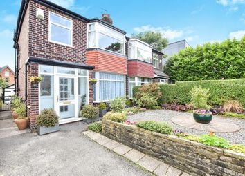Thumbnail 3 bedroom semi-detached house for sale in Oakfield, Sale, Greater Manchester
