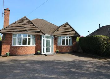 Thumbnail 3 bedroom bungalow for sale in Lutterworth Road, Leicester, Leicestershire