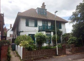 Thumbnail 1 bedroom flat for sale in Flat 4, 1 Grimston Gardens, Folkestone, Kent