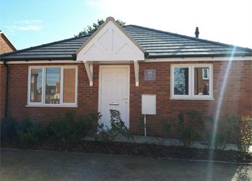 Thumbnail 2 bed detached bungalow for sale in Harris Drive, Houghton-On-The-Hill, Leicester