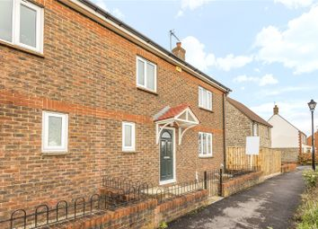Thumbnail 3 bedroom semi-detached house for sale in Standfast Walk, Dorchester, Dorset