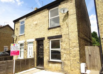 Thumbnail 2 bed semi-detached house for sale in Norwood Road, March
