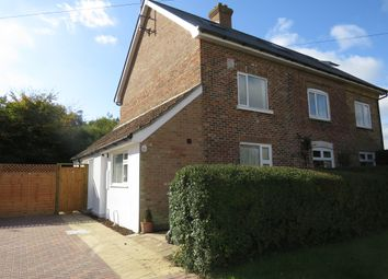 Thumbnail 3 bed semi-detached house for sale in Hillyfield Road, Ashford