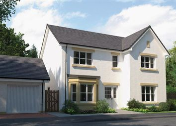 """Thumbnail 4 bed detached house for sale in """"Kennaway"""" at Broomhouse Crescent, Uddingston, Glasgow"""