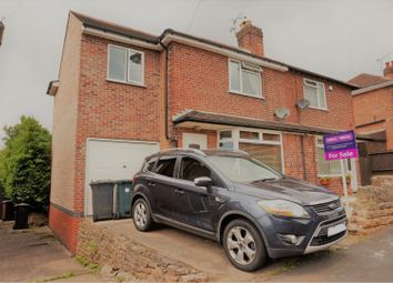 Thumbnail 3 bed semi-detached house for sale in Norbett Road, Arnold