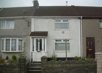 3 bed terraced house to rent in Carmarthen Road, Fforestfach, Swansea SA5