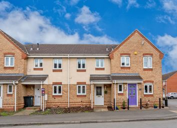 Thumbnail 2 bedroom terraced house for sale in Carnation Way, Bermuda Park, Nuneaton