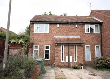 Thumbnail 1 bed terraced house to rent in Invicta Court, York