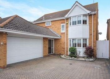 Thumbnail 4 bed detached house for sale in Great Wakering, Southend-On-Sea, Essex