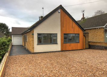 Thumbnail 3 bed bungalow for sale in Elsalene Drive, Groby, Leicester