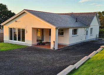 Thumbnail 4 bed detached bungalow for sale in Heol Y Mynydd, Garnswllt, Ammanford