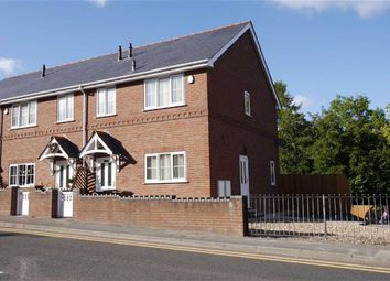Thumbnail 3 bed town house to rent in Chester Road, Mold, Flintshire