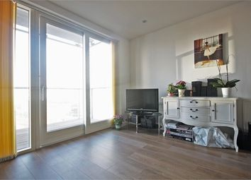 Thumbnail 1 bedroom flat to rent in Celestial House, Equinox Development, London