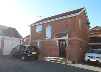 Thumbnail 3 bed detached house for sale in Priestly Close, Stowmarket