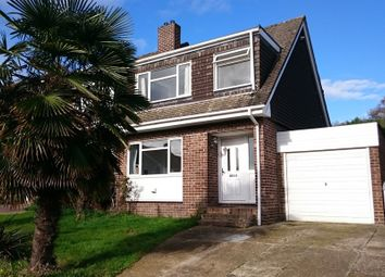 Thumbnail 3 bed semi-detached house for sale in Reeves Way, Bursledon, Southampton