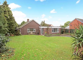 Thumbnail 5 bed bungalow for sale in Melrose Drive, Shrewsbury