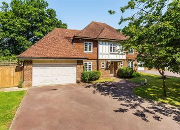 5 bed detached house for sale in Bramblewood, Merstham, Redhill RH1