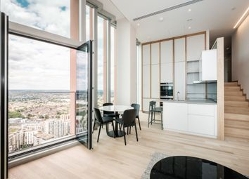Thumbnail 2 bed duplex to rent in 22 International Way, London