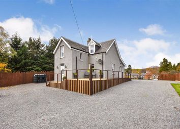 Thumbnail 3 bed detached house for sale in High Street, Grantown-On-Spey
