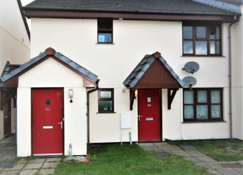 Thumbnail 1 bed flat for sale in Hall Road, St Dennis, St Austell
