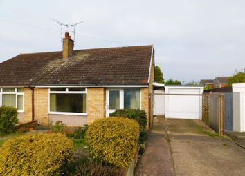 Thumbnail 2 bed semi-detached house for sale in Camelford Close, Weeping Cross, Stafford