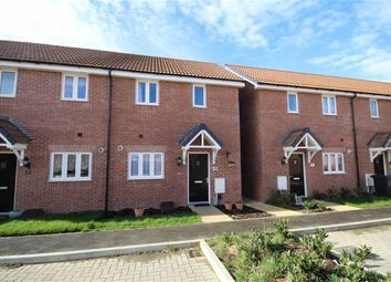Thumbnail 2 bedroom end terrace house for sale in Holloway Close, St Andrew's Ridge, Swindon