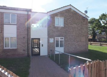 Thumbnail 2 bed flat for sale in Circus Avenue, Chelmsley Wood, Birmingham