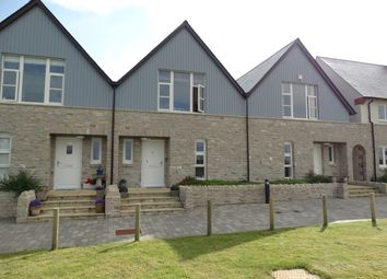 Thumbnail 2 bed terraced house for sale in Lubbecke Way, Dorchester