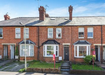 Thumbnail 4 bed terraced house for sale in Langborough Road, Wokingham, Berkshire