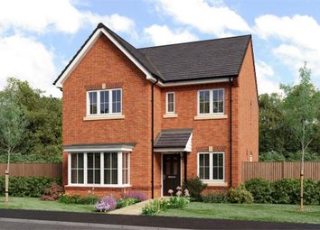 "Thumbnail 4 bed detached house for sale in ""The Mitford"" at Netherton Colliery, Bedlington"