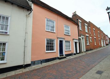 Thumbnail 2 bed cottage for sale in East Stockwell Street, Dutch Quarter, Colchester, Essex
