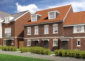 Thumbnail 3 bed semi-detached house for sale in London Rd, Wokingham