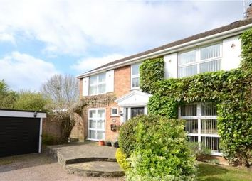 Thumbnail 4 bed detached house for sale in Blenheim Crescent, Farnham, Surrey