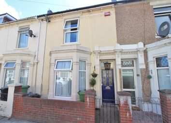 Thumbnail 3 bed terraced house for sale in Percival Road, Portsmouth