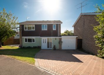Thumbnail 4 bed detached house for sale in Langhams Way, Wargrave, Reading