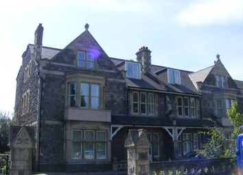Thumbnail 3 bed flat to rent in Ellenborough Manor, Ellenborough Park South, Weston-Super-Mare